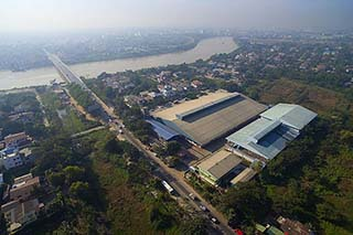 YANGON PAN-PACIFIC INT'L CO., LTD.