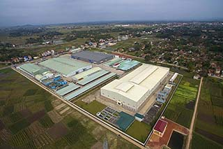 Multi-Production Complex in Bac Giang, Vietnam